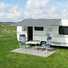Frankana Playa Universal Caravan Motorhome Sun Canopy Awning 450x240 Cm Grey
