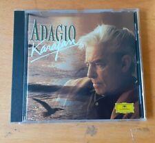 Adagio Mahler Albinoni Pachelbel Etc Karajan 1993 DG France PMDC 445 282-2
