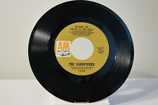 "45 Record 7""- The Sandpipers - Beyond The Valley Of The Dolls"