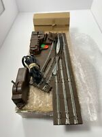 LIONEL ELETRIC TRAINS 042 REMOTE SWITCH 027 GAUGE RIGHT HAND 6-65168