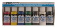 Badger Air-Brush Company Air-Opaque Airbrush Ready Water Based Acrylic Paint,