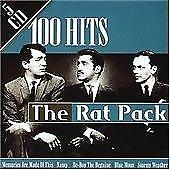 Dean Martin : 100 Hits - Ratpack CD Box Set (2006) VG
