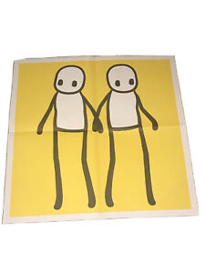 Stik Limited Edition Poster Mint Condition