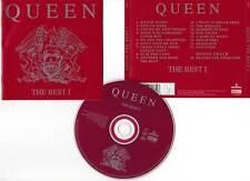 """QUEEN """"The Best I"""" (CD) 18 Titres 1997"""