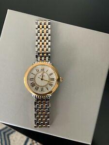 MICHELE Serein 36mm Diamond Women Watch