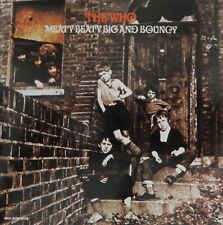 The Who - Meaty Beaty Big and Bouncy (CD 1990 MCA MCBBD 37001) VG++ 9/10