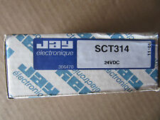 JAY Electronique SCT314 Power Supply 24VDC NEW!!! in Box Free Shipping