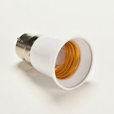 Lamp Light Bulbs Socket Converter Adaptor BC To ES B22 - E27 Screw  Globe Holds