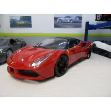 Ferrari 488GTB Rosso Red 1:18 Scale Die-Cast Model