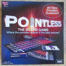 Inútil juego de mesa Universidad juegos familia Quiz Diversión BBC TV completa 2009