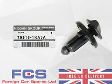 *NEW* GENUINE NISSAN JUKE F15 REAR PARCEL LOAD STORAGE SHELF CLIP 79916-1KA3A