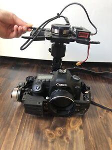 Zenmuse Z15 5D Gimbal - Canon/Panasonic GH4