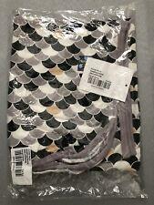Kickee Pants Swaddling Blanket ~ Midnight Scales - NEW!