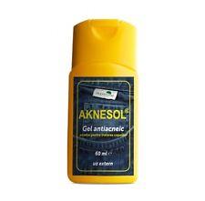 Anti-Acne gel lotion 60 ml decreases tendency to form pimples sebum