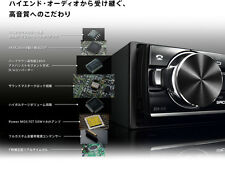Pioneer Carrozzeria DEH-7100 Bluetooth USB Device Main Unit Car Audio From Japan