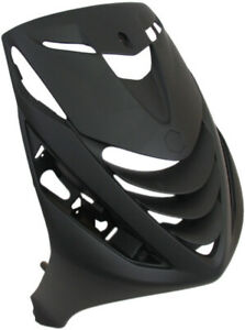 Frontverkleidung Piaggio Zip SP 2 LC Mattschwarz