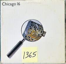 Chicago 16 1982 Warner Brothers 25689 Rock  LP NM