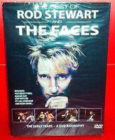 ROD STEWART & FACES BEST OF - SEALED SIGILLATO - DVD