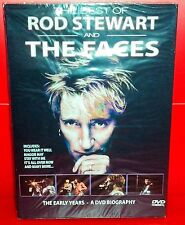 DVD ROD STEWART & FACES BEST OF - SEALED SIGILLATO