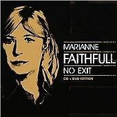 Marianne Faithfull - No Exit (Live Recording, 2016) cd + dvd