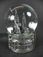 New York Schneekugel Snowglobe 11 cm,Empire State Building,Brooklyn