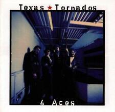 4 Aces by Texas Tornados (CD, Jul-1996, Reprise)