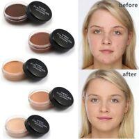Full Cover Concealer Primer Foundation Cream Long Lasting Makeup Hide Blemish