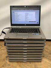 Lot Of 9 HP EliteBook 8470p i5-3320M 2.60GHz 4GB RAM No HDD No OS