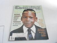 NOV 1990 ESQUIRE mens fashion magazine MICHAEL JORDAN