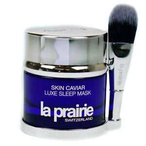 La Prairie Skin Caviar Luxe Sleep Mask 50ml- Rich Cream Overnight Face Mask