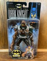 Clay Face Vintage Batman Legends Of The Dark Knight Figure New 1997 Kenner 90s