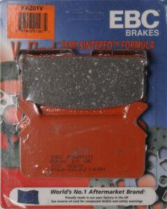 NEW EBC FA201V Semi-Sintered V Brake Pads