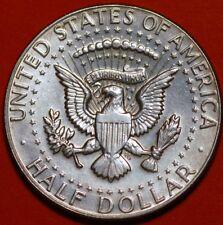 1/2 Dollar 1969 Kennedy Half Dollar silver United States KM#202a