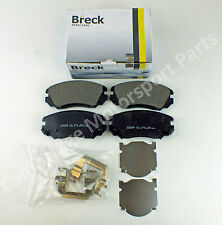 Vauxhall Insignia 296mm Discs OE Quality Breck Front Brake Pads