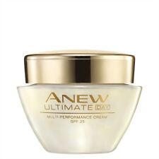 Avon Anew ULTIMATE MULTI-PERFORMANCE  DAY CREAM SPF 50 MLS NEW & SEALED RRP£18