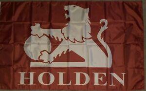 HOLDEN VINTAGE FLAG. RETRO HUGE Classic car show, Man Cave, Garage, Shed