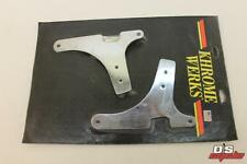 """NEW KHROME WERKS HARLEY 1994-03 XL 8.25"""" wide UPRIGHTS PART#"""