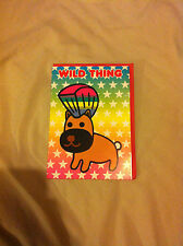 Brand New Afro Ken Wild Thing Punk Mohican Hair  Card