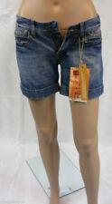 ★ BLUE RAGS ★ W28 ~  Jeans Shorts Hot Pants ~ blue ~ hüftig