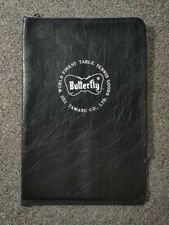 Butterfly Table Tennis Case