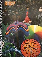 for the BEE GEES 1st GIBB Brothers fan Classic Album Cover Notebook vintage Rare