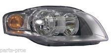 New Replacement Halogen Headlight Assembly RH / FOR 2005-09 AUDI A4 & 2007-09 S4