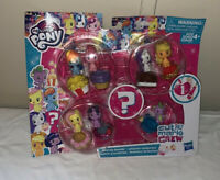 My Little Pony Cutie Mark Crew Series 1 Star Students Pack  Brand New