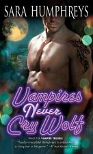 Vampires Never Cry Wolf (Dead in the City), Humphreys, Sara, Good Condition, Boo