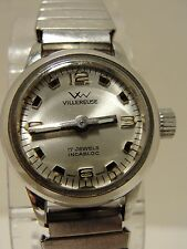 VILLEREUSE WATCH, 17 JEWEL LADIES  AUTOMATIC