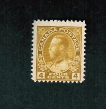 1922 #  110 **  FNH  TIMBRE CANADA  STAMP  GEORGE V ADMIRAL  ISSUE