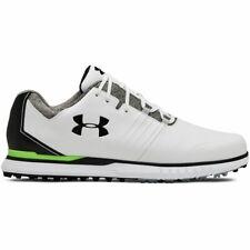 Under Armour UA Showdown Spikeless E Wide Waterproof Mens Golf Shoes