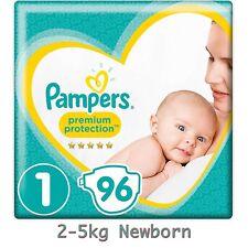 bella baby Happy Windeln Gr.1 Newborn 2-5 kg, 1x84 Stück +2er Pack Feuchttücher