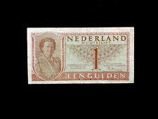 Niederlande (P072) 1 Gulden 1949 VF