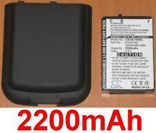 Coque + Batterie 2200mAh Pour HTC S620
